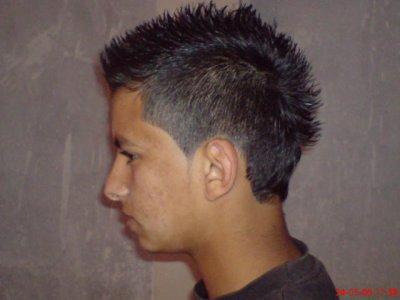 coiffure tecktonik